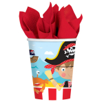 8 Cups Little Pirate 266 ml