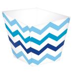 36 Treat Cups Paper Minis blue4,4 x 4,4 x 4,9cm