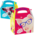 Party Box Farm Animals Paper