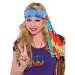 Costume Accessory Headscarf Hippie One Size