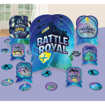Table Decorating Kit Battle   Royal Paper 27 Pieces 32.5 cm / 17.7 cm / 10.9 cm / 4.8 cm