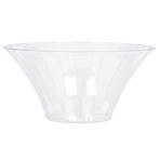 Bowl Flared Plastic Round Medium 18.1  x 8.7 cm