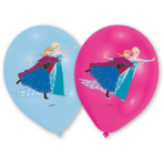 6 Latex Balloons Frozen 27.5 cm / 11""
