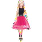 Mini Shape Barbie Sparkle FoilBalloon A30 Bulk
