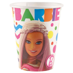 8 Cups Barbie Sparkle 250 ml