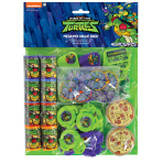 Favour Pack Rise Of The Teenage Mutant Ninja Turtles Plastic 48 Pieces