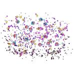 Confetti Shimmer & Shine Foil / Paper 14 g