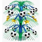 Cascade Centrepiece Championship Soccer Foil / Paper 35.5 cm