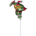 MiniShape Rise of the TMNT Raphael Foil Balloon A30 airfille