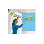 Letterbanner Teletubbies 180 x15 cm, Add an Age