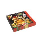 20 Napkins Super Mario 33 x 33 cm