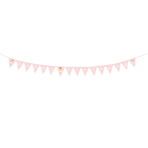 Letter Banner Little Dancer Paper 180 x 11.2 cm