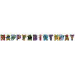 Letter Banner Rise Of The Teenage Mutant Ninja Turtles Paper 200 x 13 cm