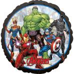 Standard Marvel Avengers Power Unite Foil Balloon S60 Packaged