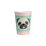 8 Cups Hello Pets Paper 250 ml