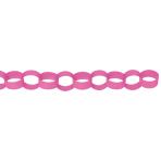 Chain Link Garland Pink 390 cm