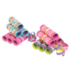3 Streamers Children's Themes Assorted Paper 1.4 x 400 cm