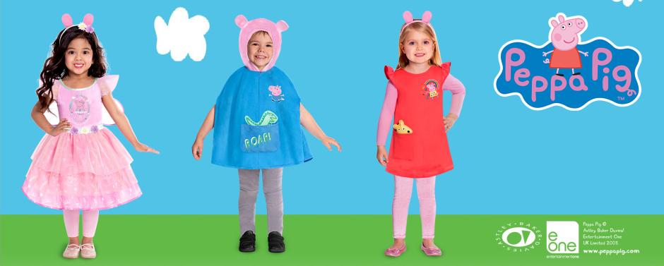 peppa costumes