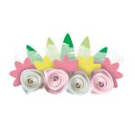 4 Flower Headbands Beautiful  Horses