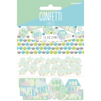 Confetti Shimmering Party 3 Pack