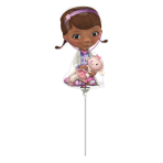 Mini Shape Doc McStuffins FoilBalloon A30 Bulk
