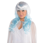 Wig Ice Fairy One Size