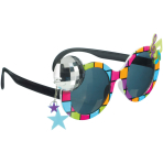 Fun Shades Disco 70's Plastic 16.1 x 7.6 cm