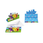 8 Invitations & envelopes Teletubbies