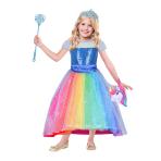 Children's costume Barbie Rainbow Cove Deluxe 8-10 years