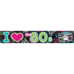 Banner Totally 80's 760 cm