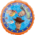 Standard Toy Story 4 Foil Balloon S60 Packaged