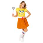 Adult Costume Spongebob Women Size M/L