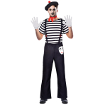 Adult Costume Mr. Mime Size XX