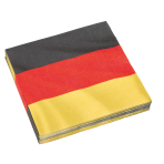 20 Napkins Germany