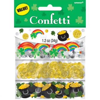 Confetti St. Patrick's Day Foil / Paper 34 g