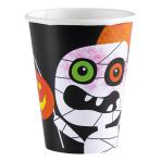 8 Cups Halloween Kids Paper 266 ml