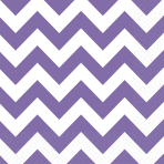 20 Napkins New Purple Chevron 33 x 33 cm