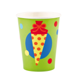 8 Cups Back to School 250 ml