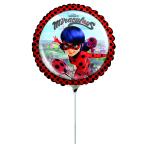 "9'' ""Miraculous"" Foil Balloon, A20, Bulk, 23 cm"