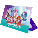 8 Invitations & Envelopes Enchantimals