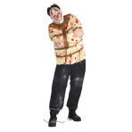 Adult Costume Fun House Psycho Size XXL