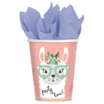 8 Cups Llama Paper 250 ml