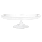Medium Desert Stand Plastic Clear 29.8 cm