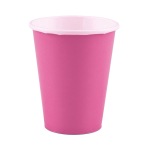 8 Cups Bright Pink Paper 250 m