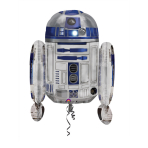 "Multi-Balloon XL ""R2D2"" Foil Balloon, P40, packaged, 55 x 66 cm"