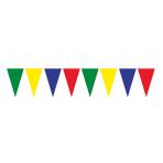 Pennant Banner Multicoloured Plastic 400 x 26 cm