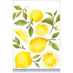 Tablecover Lemons Plastic 137 x 243 cm