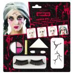 Halloween Make-up Broken Doll 8 Pieces