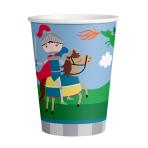 8 Cups Knight Paper 250 ml