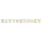 Letter Banner Baby Shower Paper 200 x 16.5 cm